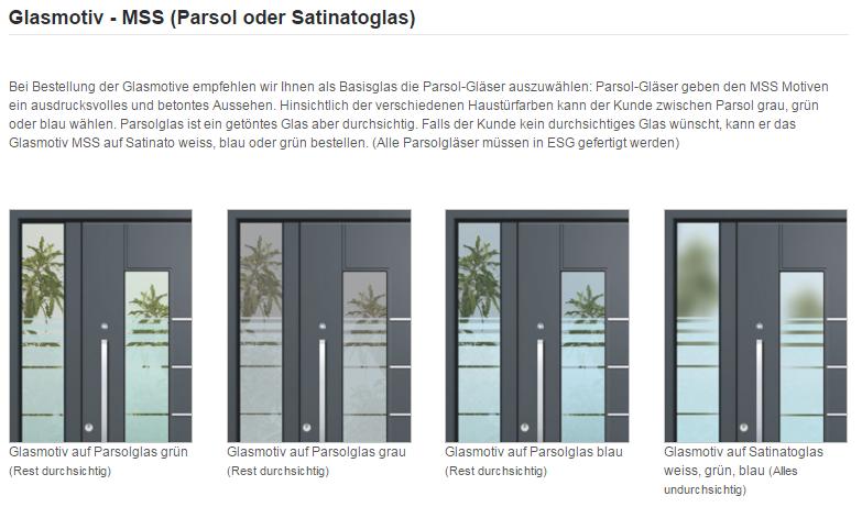 Relativ Glasmotiv - MSS (Parsol oder Satinatoglas) | G | Lexikon | Pirnar CQ34
