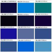 Blau-Glanz