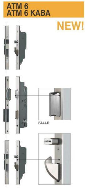 ATM6 5-fach Automatik- Mehrfachverriegelung